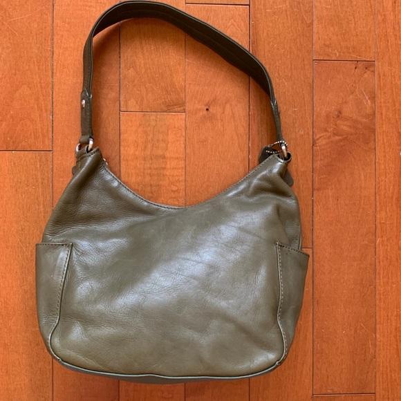 St. John's Bay Handbags - 🆕 St. John's Bay leather hobo bag.